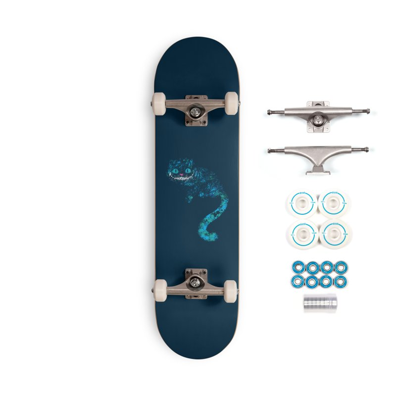 Dreamstate Accessories Complete - Basic Skateboard by Daletheskater