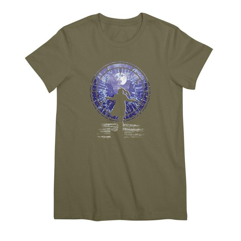 Love Forever Women's Premium T-Shirt by Daletheskater