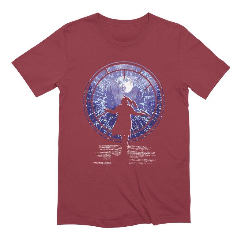 Love Forever Men's Extra Soft T-Shirt by Daletheskater
