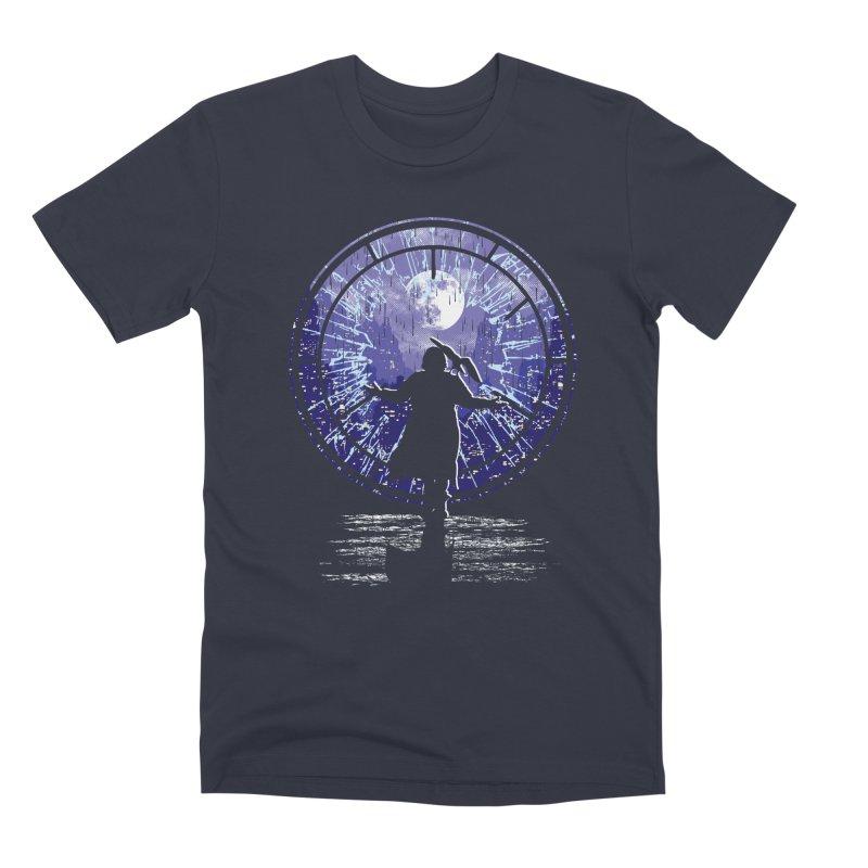 Love Forever Men's Premium T-Shirt by Daletheskater