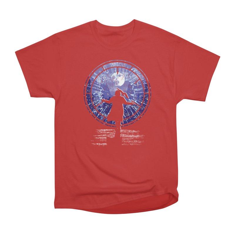 Love Forever Men's Heavyweight T-Shirt by Daletheskater