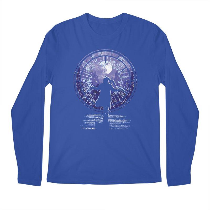 Love Forever Men's Longsleeve T-Shirt by Daletheskater