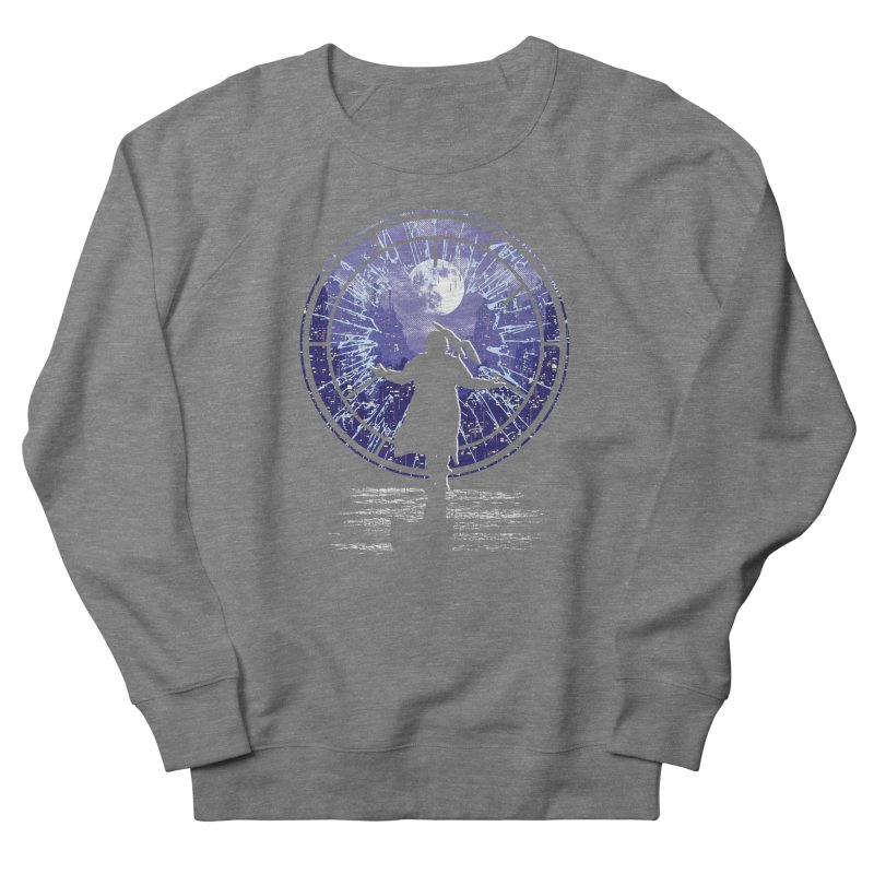 Love Forever Men's Sweatshirt by Daletheskater
