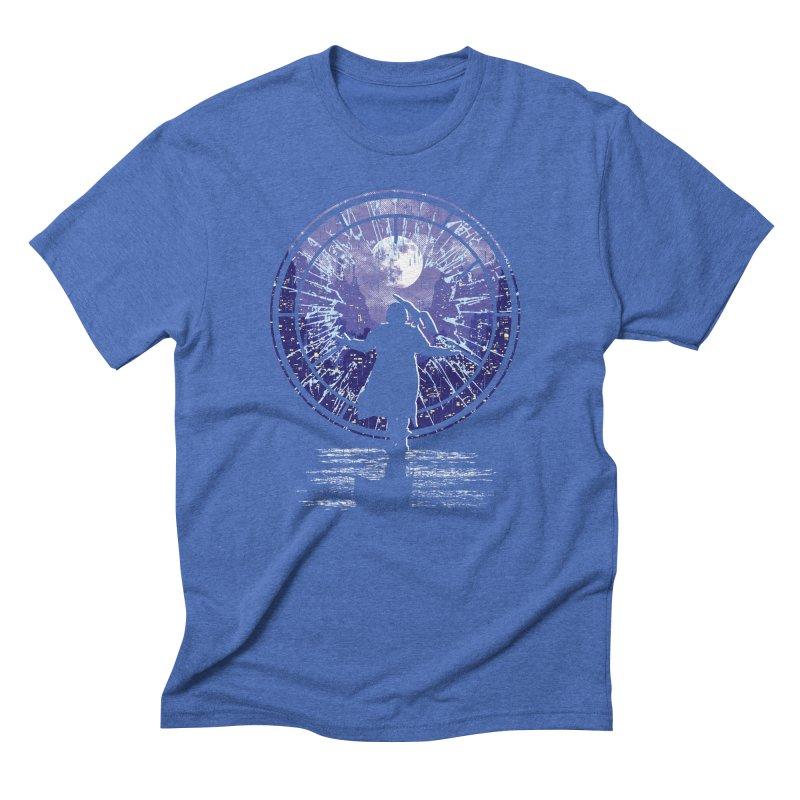 Love Forever Men's Triblend T-Shirt by Daletheskater