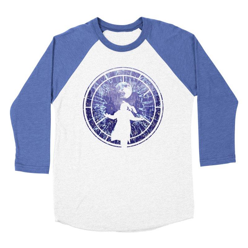 Love Forever Men's Baseball Triblend Longsleeve T-Shirt by Daletheskater