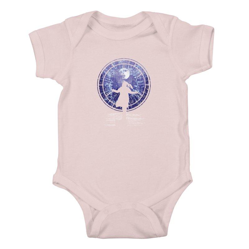 Love Forever Kids Baby Bodysuit by Daletheskater