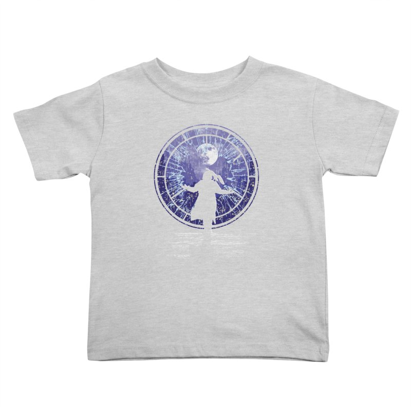 Love Forever Kids Toddler T-Shirt by Daletheskater