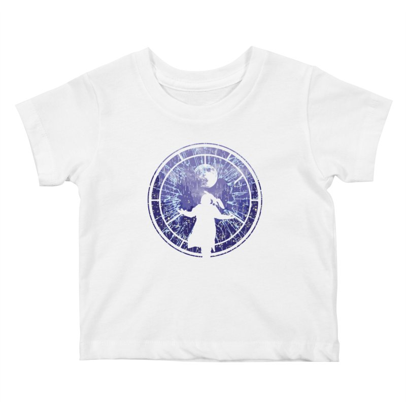 Love Forever Kids Baby T-Shirt by Daletheskater