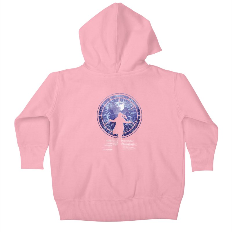 Love Forever Kids Baby Zip-Up Hoody by Daletheskater