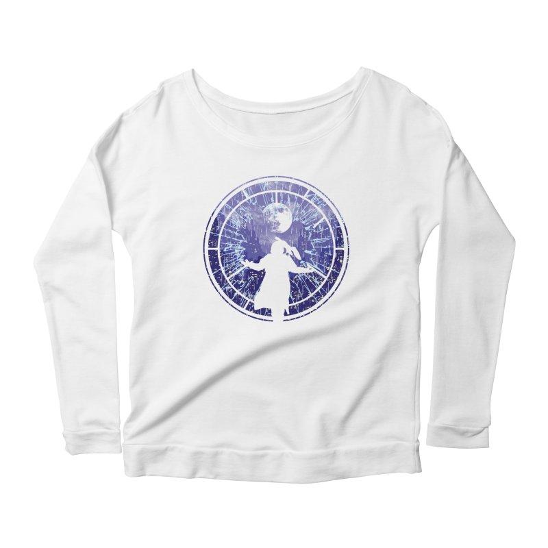 Love Forever Women's Scoop Neck Longsleeve T-Shirt by Daletheskater