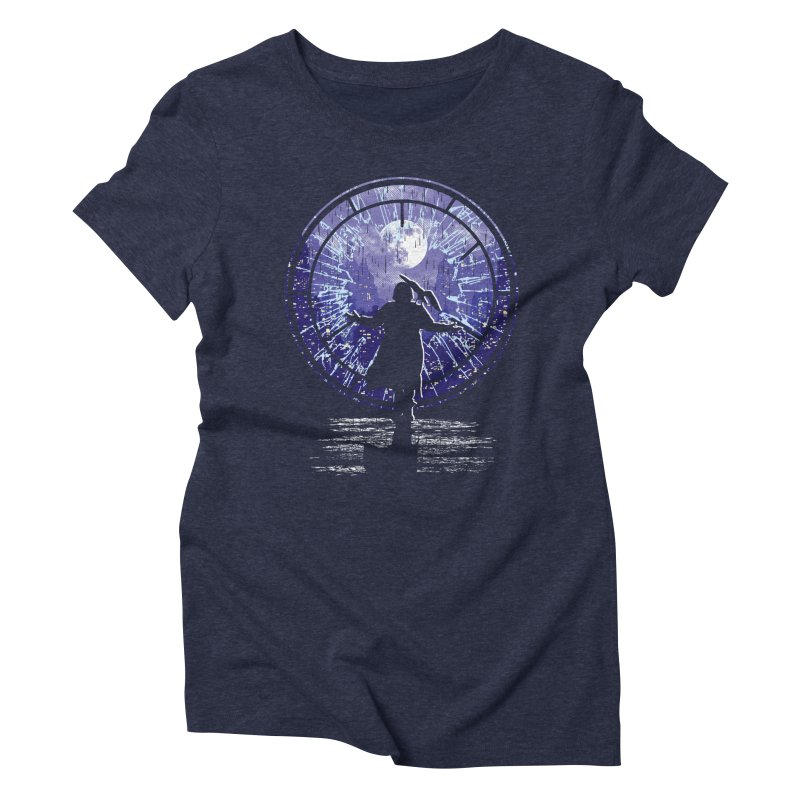Love Forever Women's Triblend T-Shirt by Daletheskater