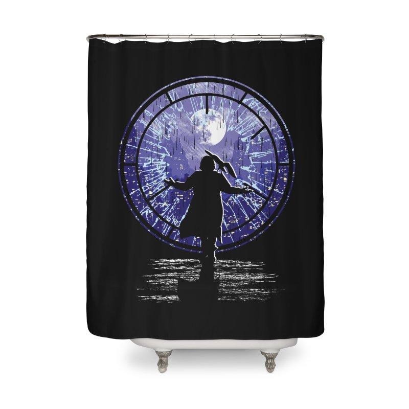 Love Forever Home Shower Curtain by Daletheskater