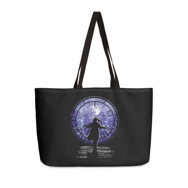 Love Forever Accessories Weekender Bag Bag by Daletheskater