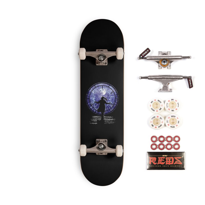 Love Forever Accessories Complete - Pro Skateboard by Daletheskater