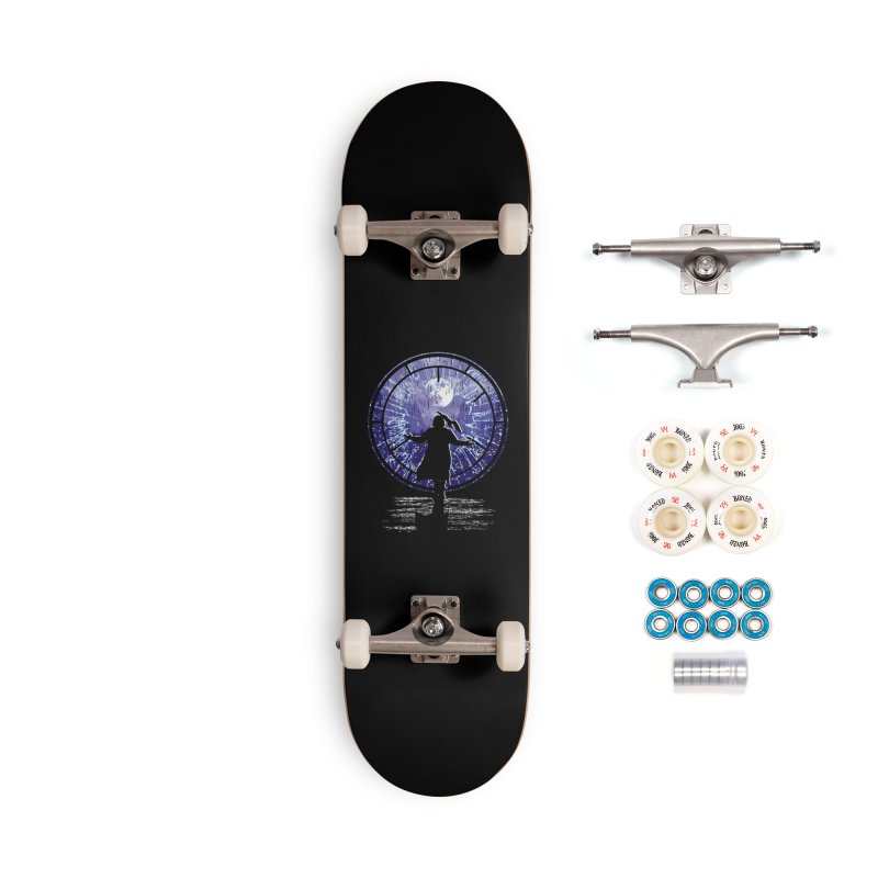 Love Forever Accessories Complete - Premium Skateboard by Daletheskater