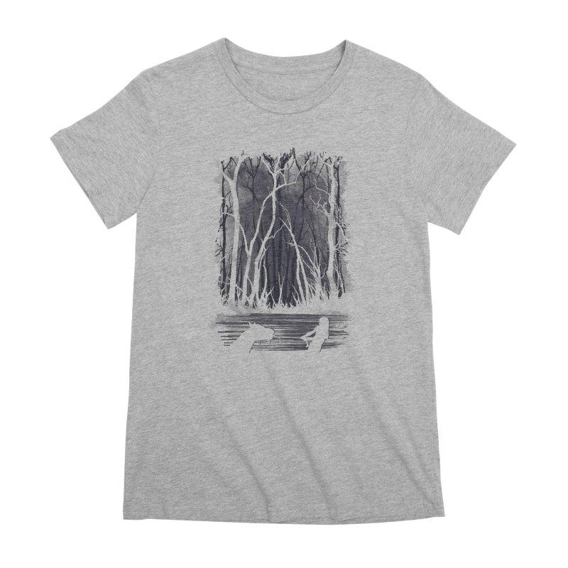 The Sadness Women's Premium T-Shirt by Daletheskater