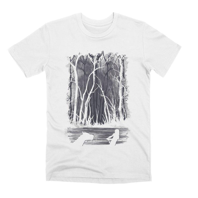The Sadness Men's Premium T-Shirt by Daletheskater