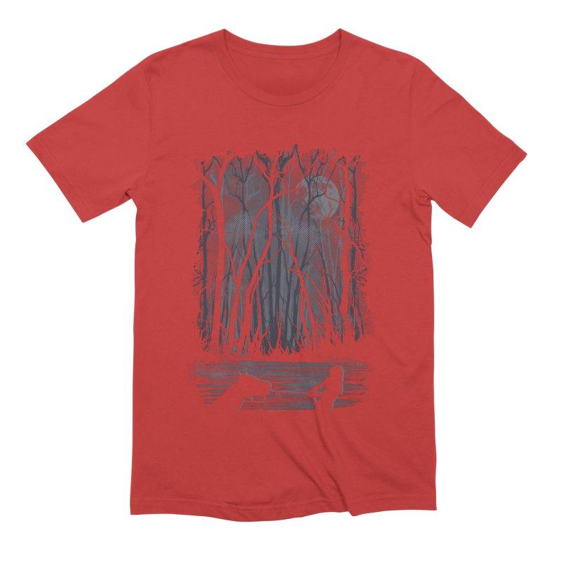 The Sadness Men's Extra Soft T-Shirt by Daletheskater