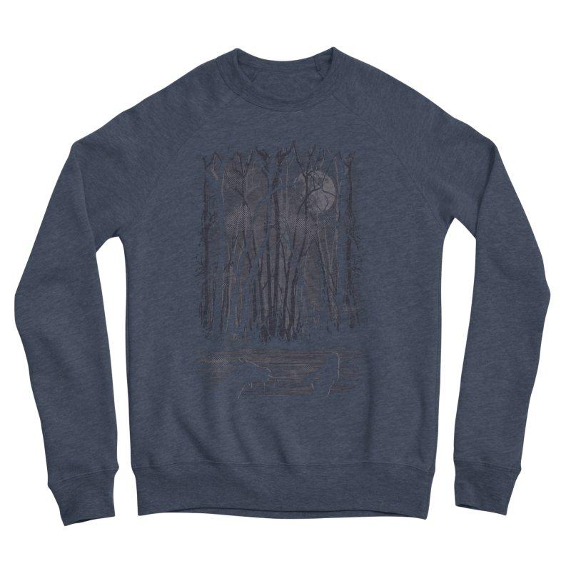 The Sadness Men's Sponge Fleece Sweatshirt by Daletheskater