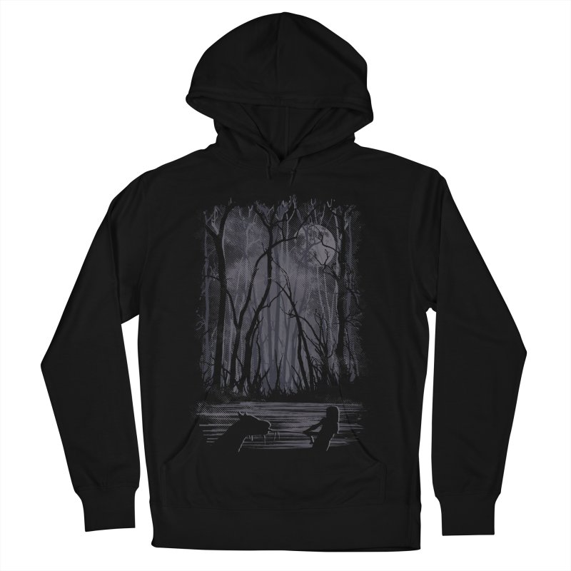 The Sadness Women's French Terry Pullover Hoody by Daletheskater