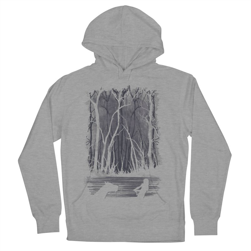 The Sadness Men's French Terry Pullover Hoody by Daletheskater