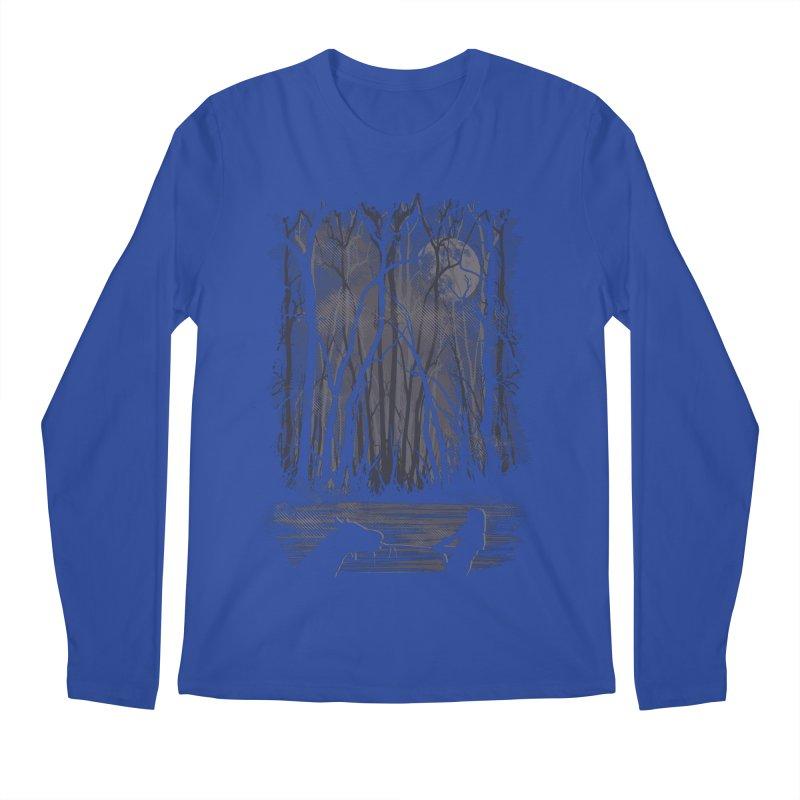 The Sadness Men's Regular Longsleeve T-Shirt by Daletheskater