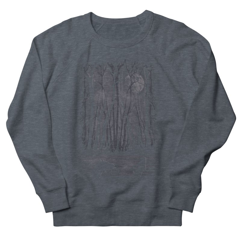 The Sadness Women's French Terry Sweatshirt by Daletheskater