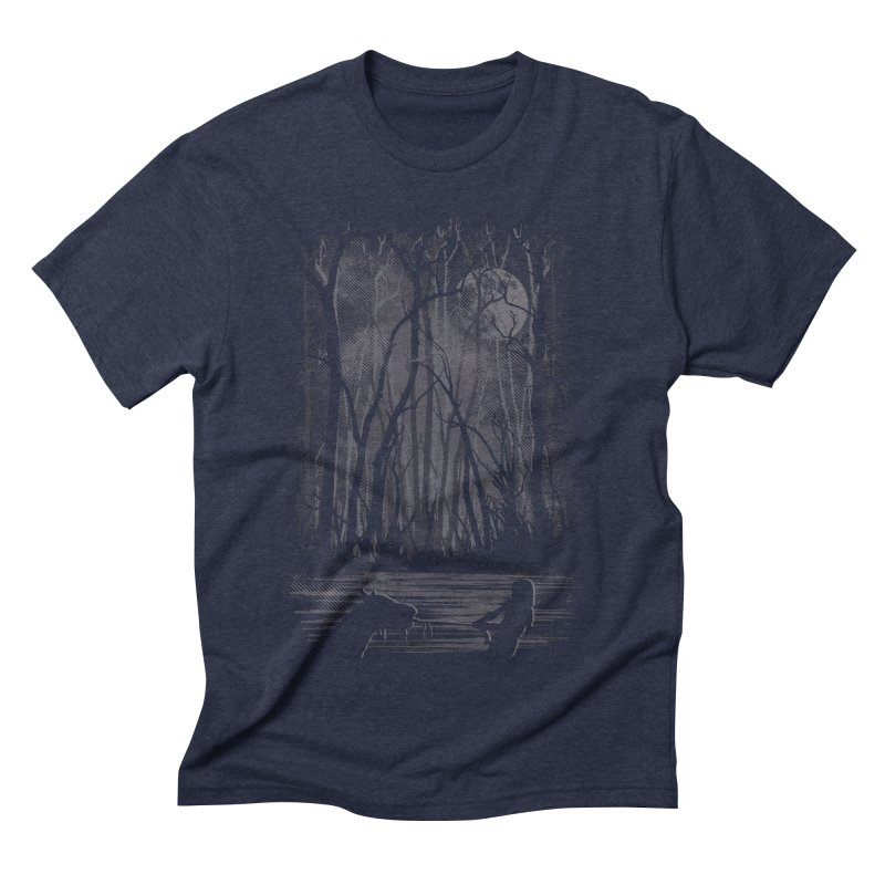 The Sadness Men's Triblend T-Shirt by Daletheskater