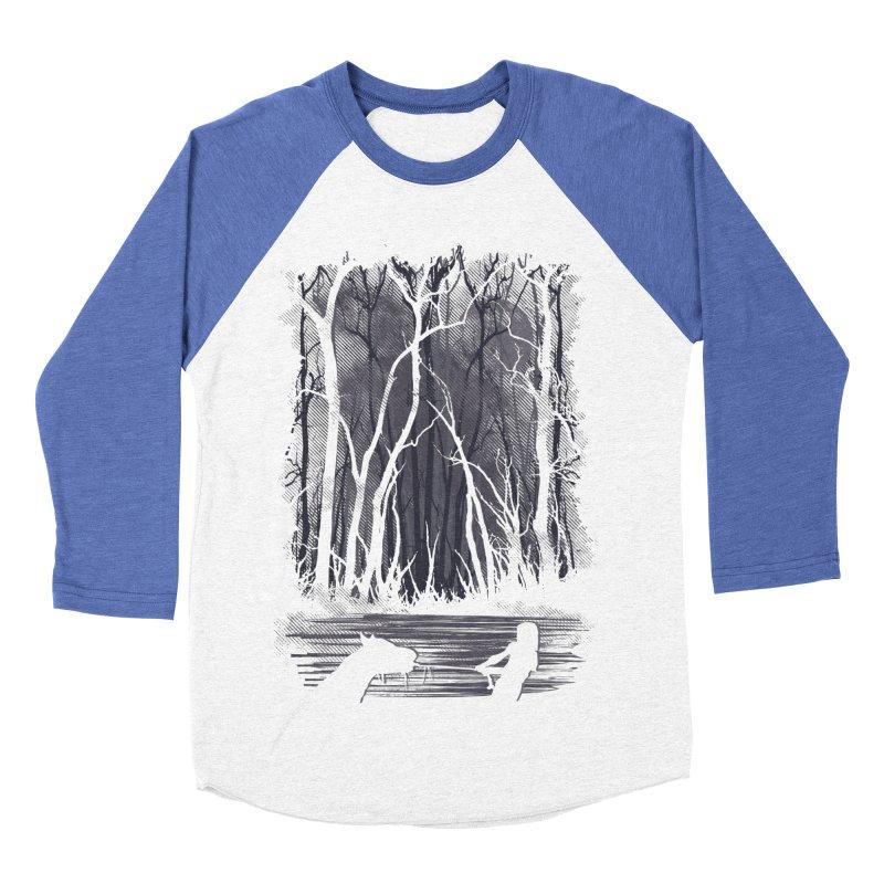 The Sadness Women's Baseball Triblend Longsleeve T-Shirt by Daletheskater