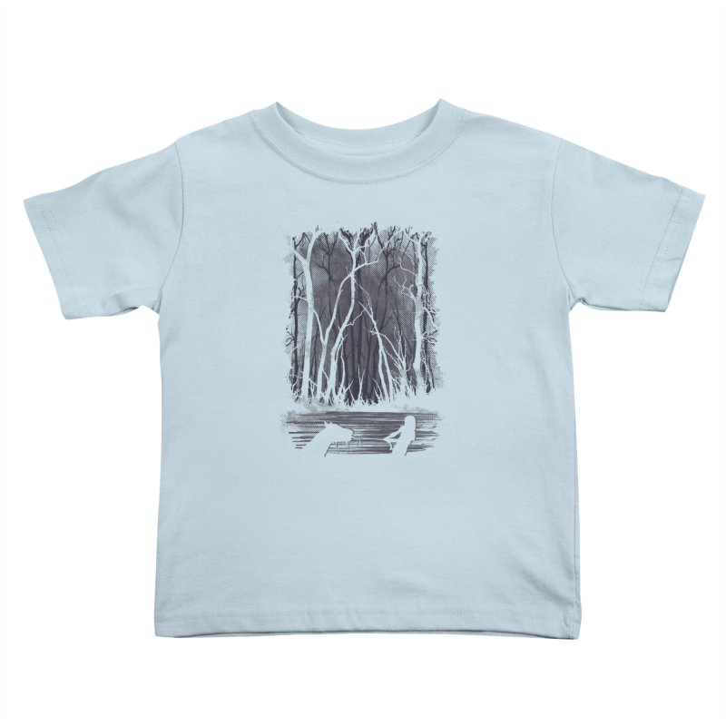 The Sadness Kids Toddler T-Shirt by Daletheskater