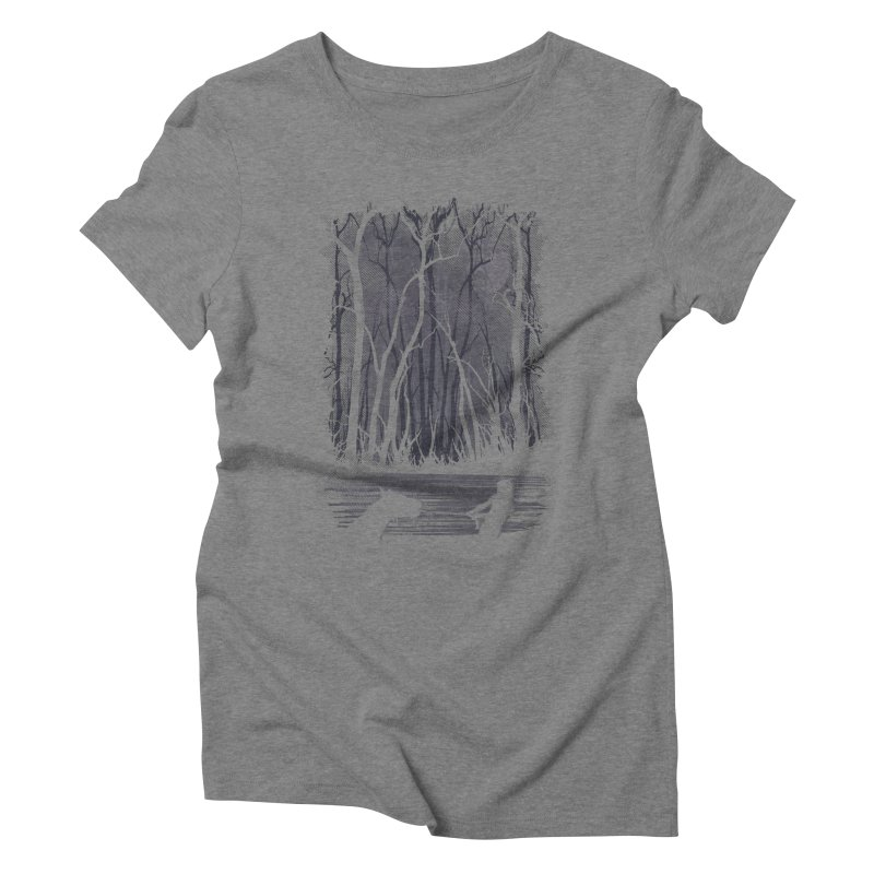 The Sadness Women's Triblend T-Shirt by Daletheskater