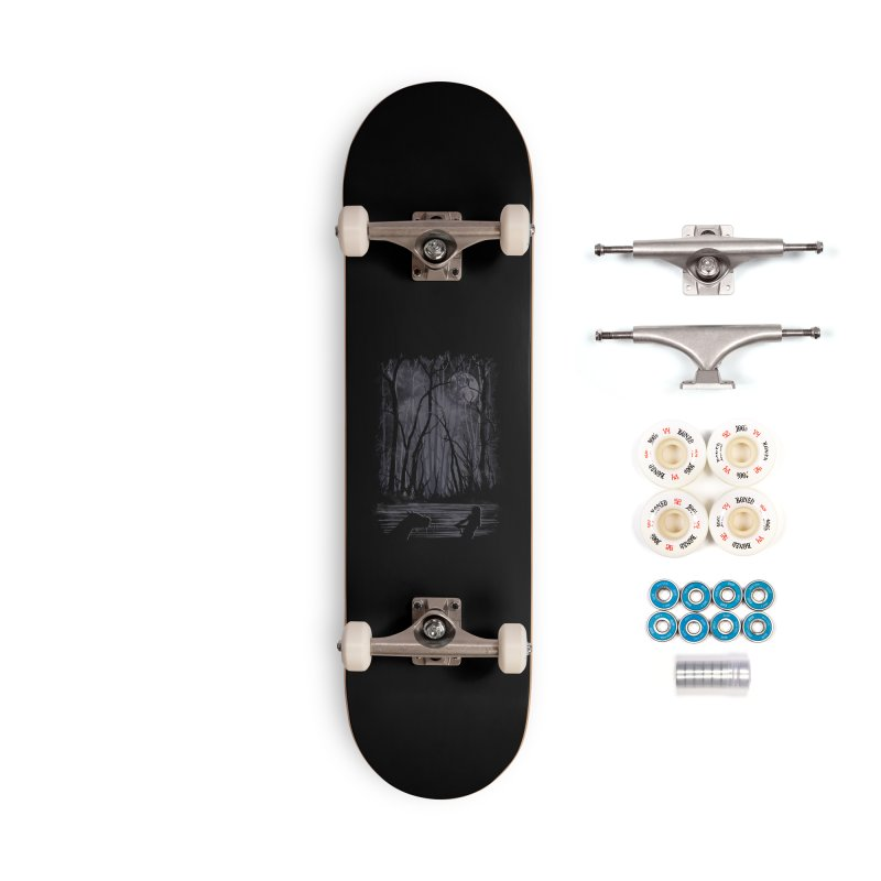 The Sadness Accessories Complete - Premium Skateboard by Daletheskater