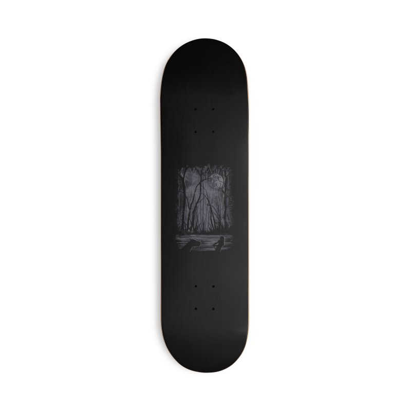 The Sadness Accessories Deck Only Skateboard by Daletheskater