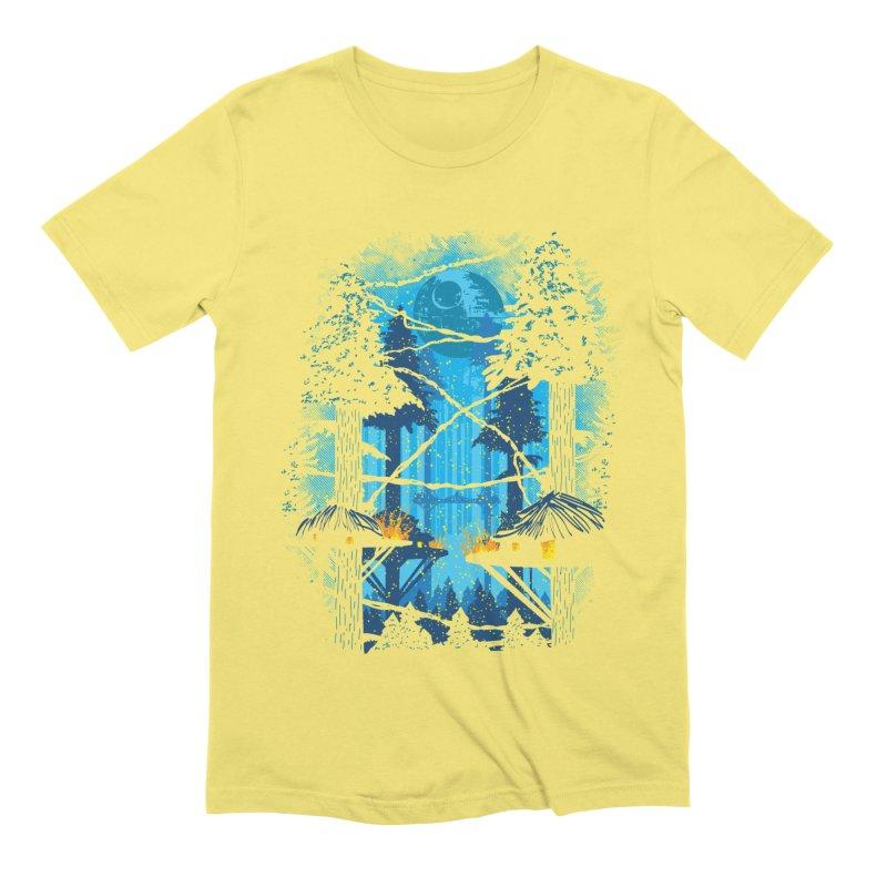Ewok Village Men's Extra Soft T-Shirt by Daletheskater