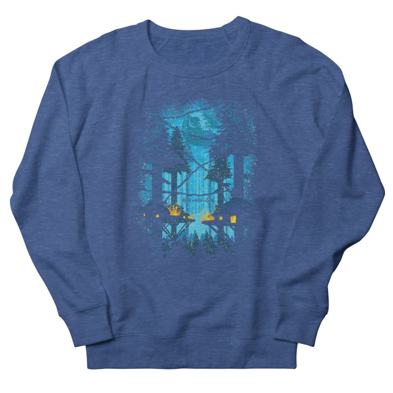 Ewok Village Men's Sweatshirt by Daletheskater