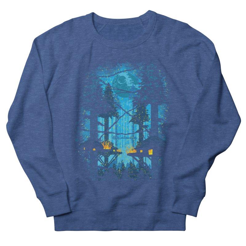 Ewok Village Men's Sweatshirt by Daletheskater