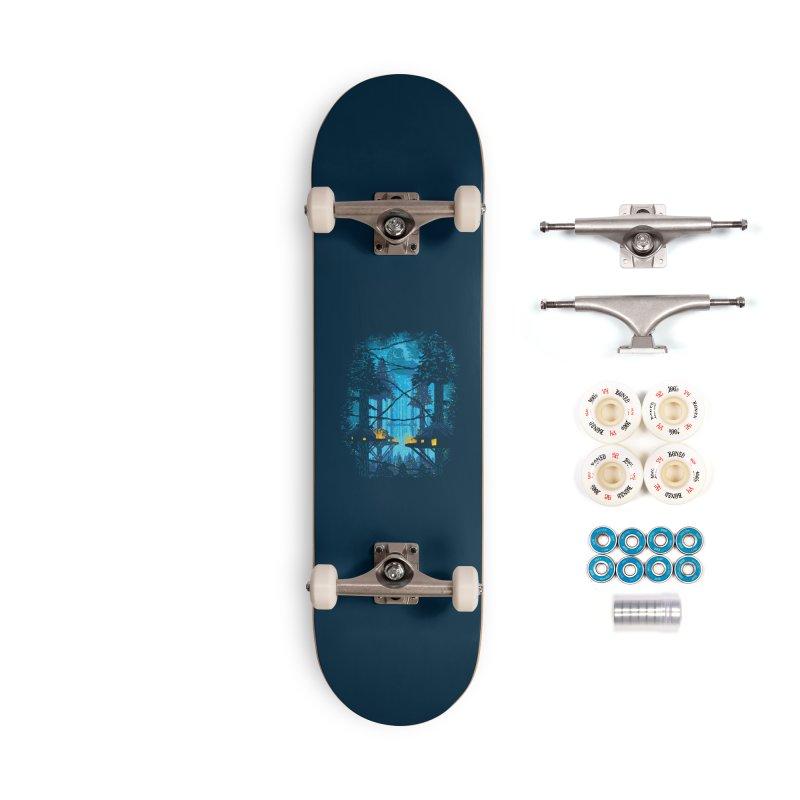 Ewok Village Accessories Complete - Premium Skateboard by Daletheskater