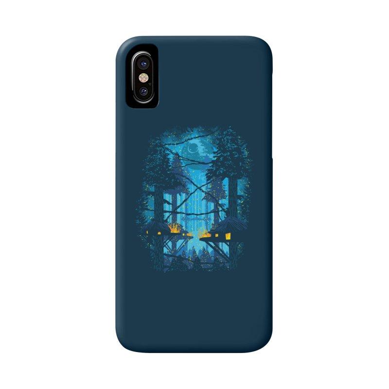 Ewok Village Accessories Phone Case by Daletheskater