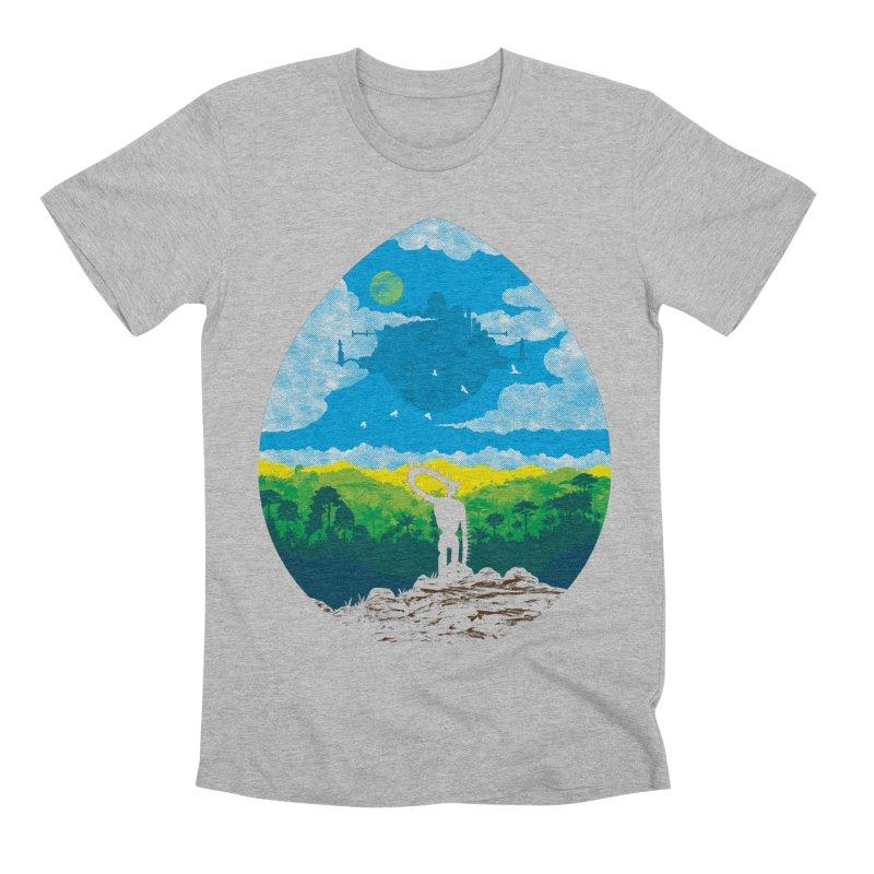 Mystical City Men's Premium T-Shirt by Daletheskater