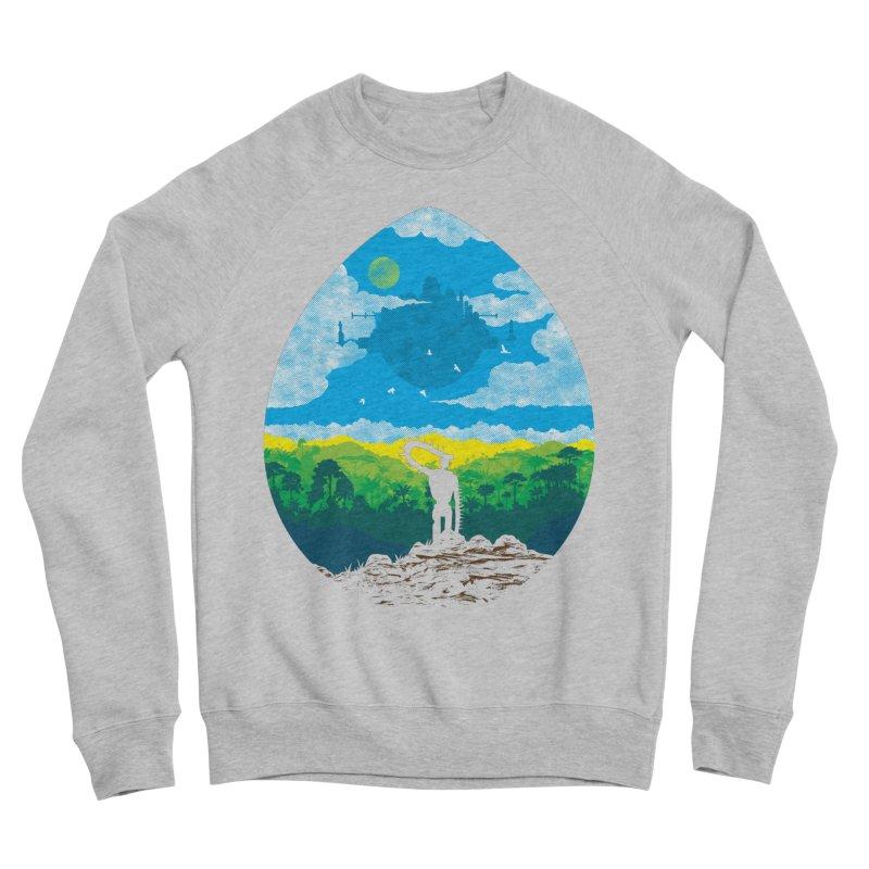 Mystical City Women's Sponge Fleece Sweatshirt by Daletheskater