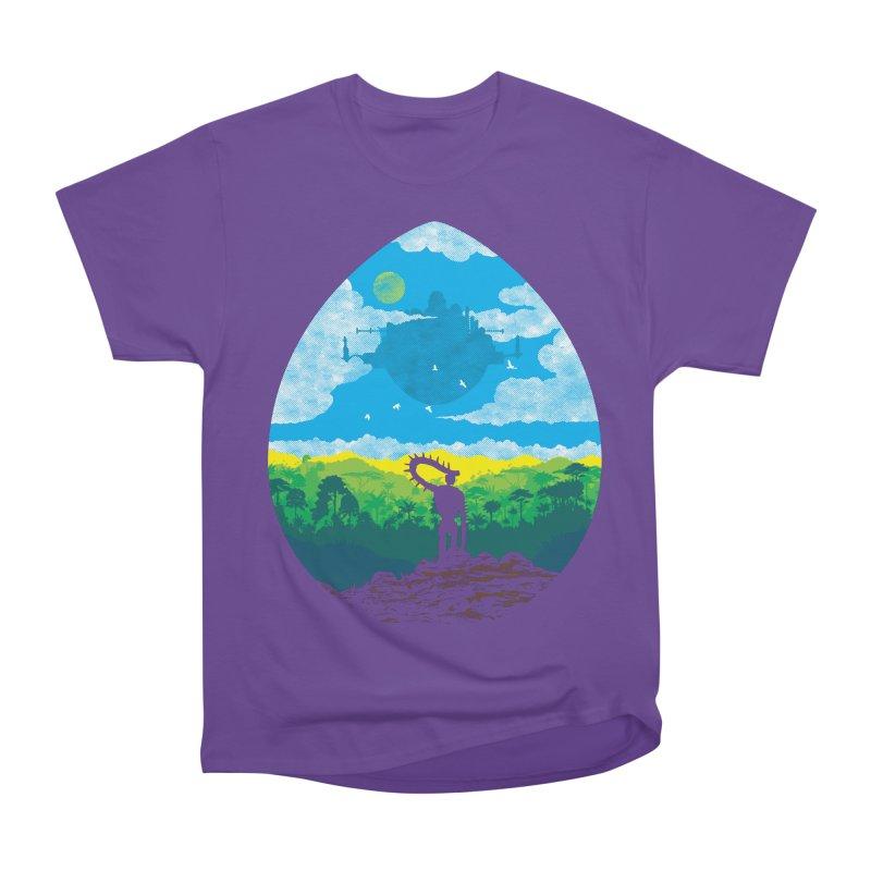 Mystical City Women's Heavyweight Unisex T-Shirt by Daletheskater