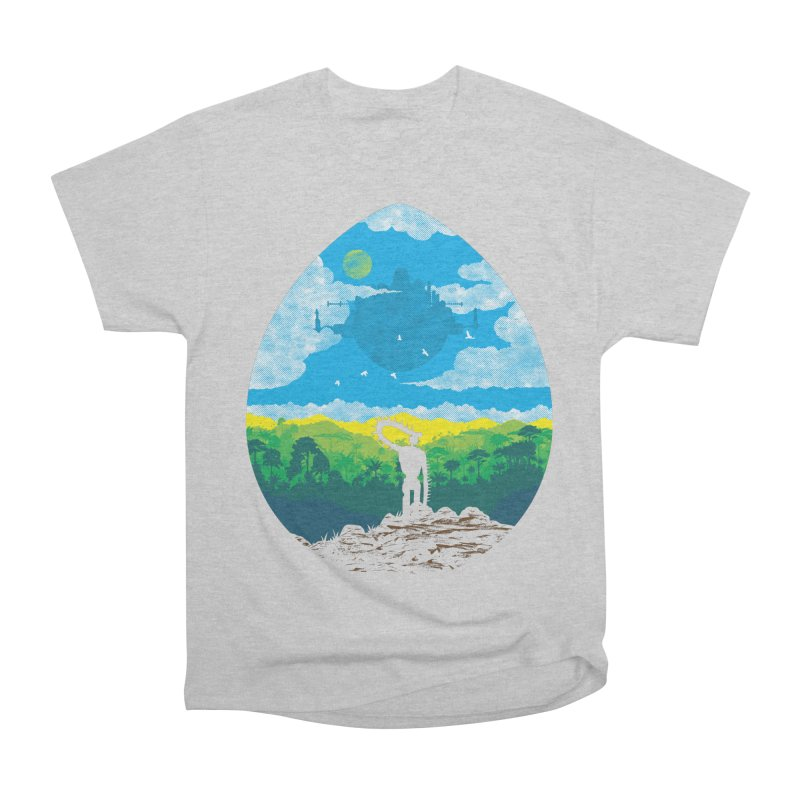Mystical City Men's Heavyweight T-Shirt by Daletheskater