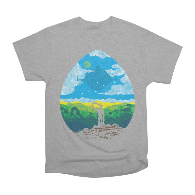 Mystical City Men's Heavyweight T-Shirt by Daletheskater