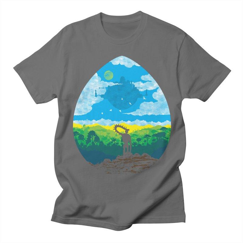 Mystical City Men's Regular T-Shirt by Daletheskater