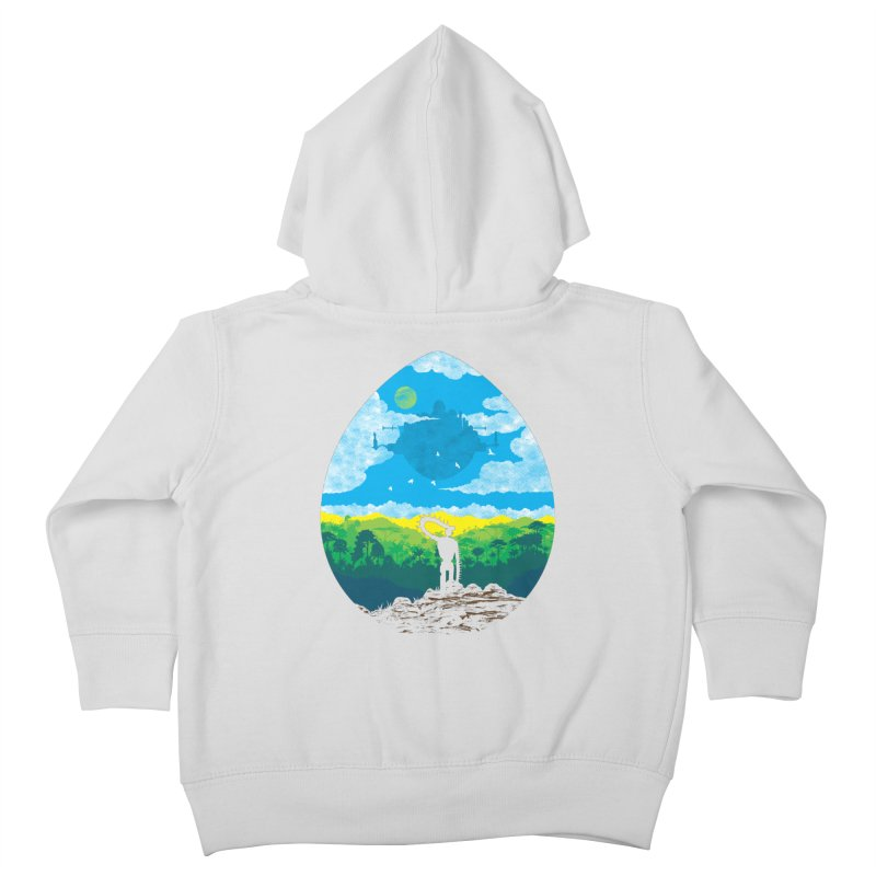 Mystical City Kids Toddler Zip-Up Hoody by Daletheskater