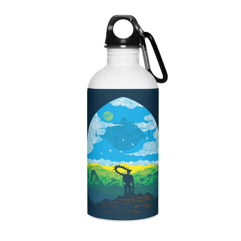 Mystical City Accessories Water Bottle by Daletheskater