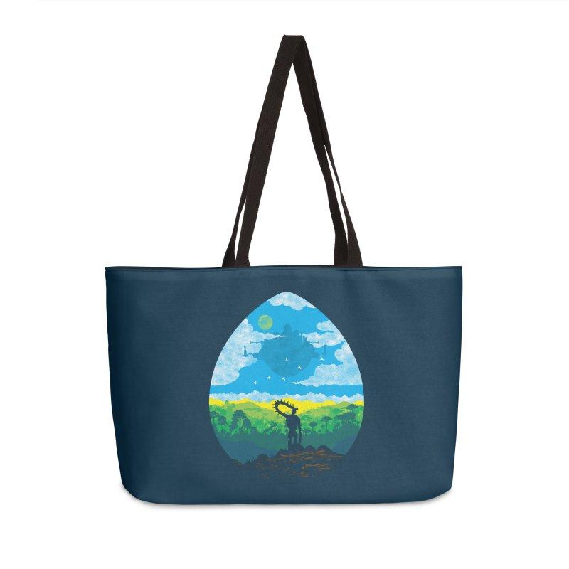 Mystical City Accessories Weekender Bag Bag by Daletheskater
