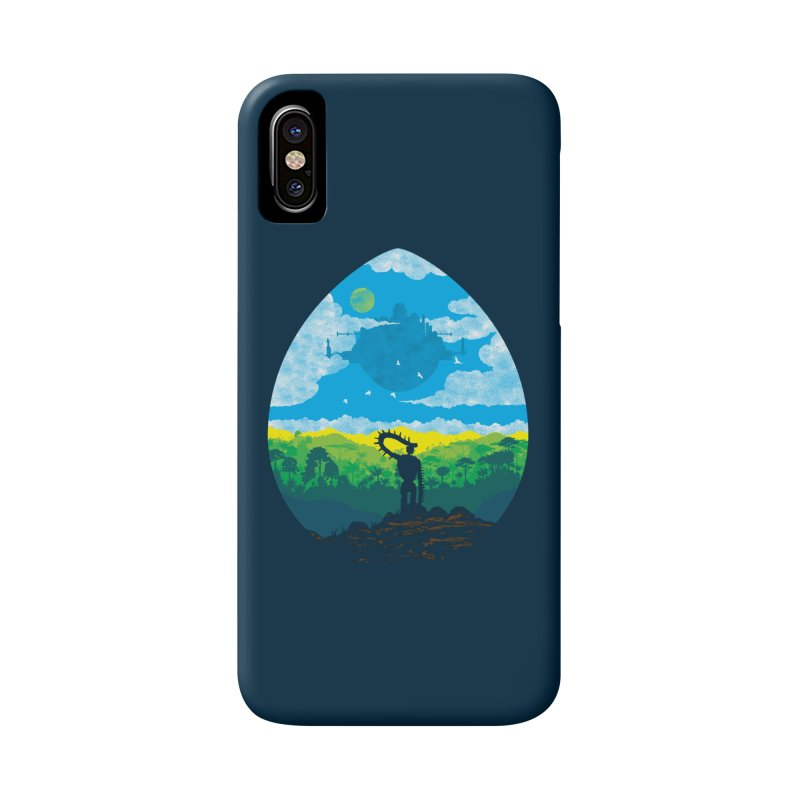 Mystical City Accessories Phone Case by Daletheskater