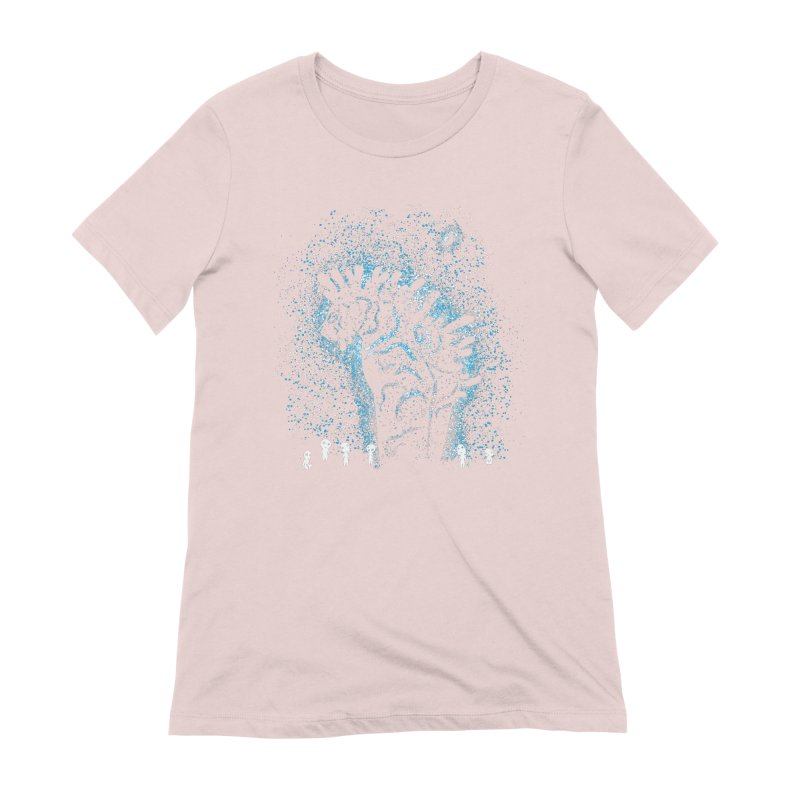 Spirits In The Night Women's Extra Soft T-Shirt by Daletheskater