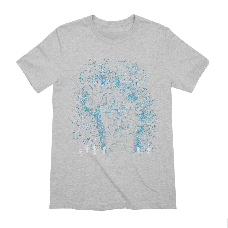 Spirits In The Night Men's Extra Soft T-Shirt by Daletheskater
